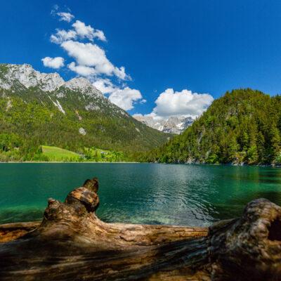 Hintersteiner See am Wilden Kaiser