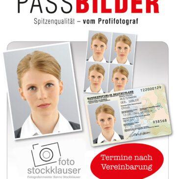 Pass- & Bewerbungsfotos